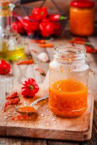 Coconut Habanero Hot Sauce