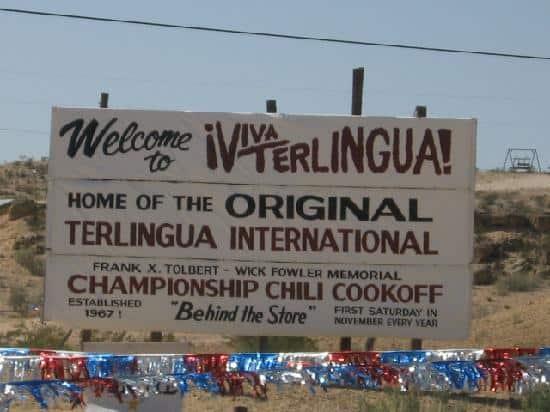 Terlingua International Championship Chili Cookoff