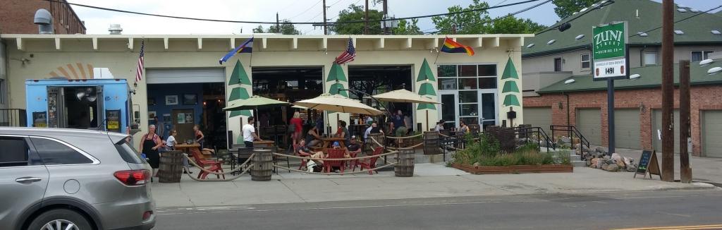 Zuni Street Brewing Company.