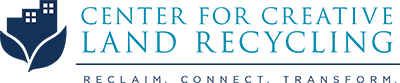 Center for Creative Land Recycling Logo.