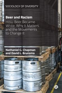 Beer and racism book cover.