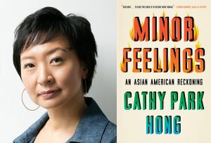 Book cover of Minor Feelings by Cathy Park Hong